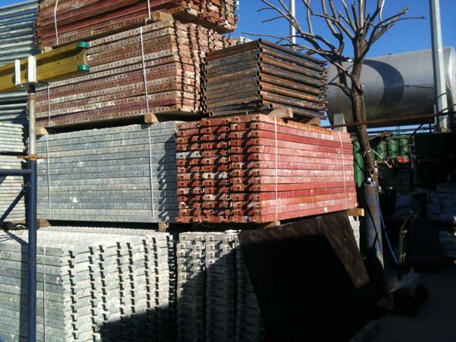 Ikinci el inşaat malzemeleri fiyatları